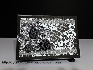 Top View of the Card Box
